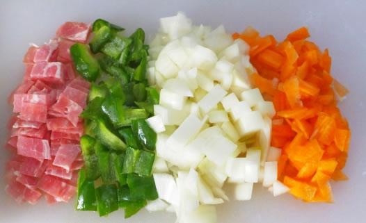 食材宅配サービスカット済み野菜