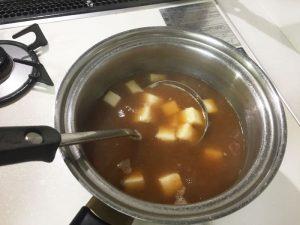 生協コープの便利食材・冷凍豆腐と冷凍ねぎ
